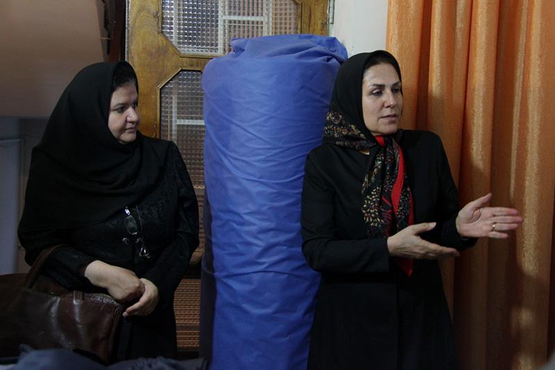 کمک به زنان آسیب پذیر، هدف اشتغال زایی