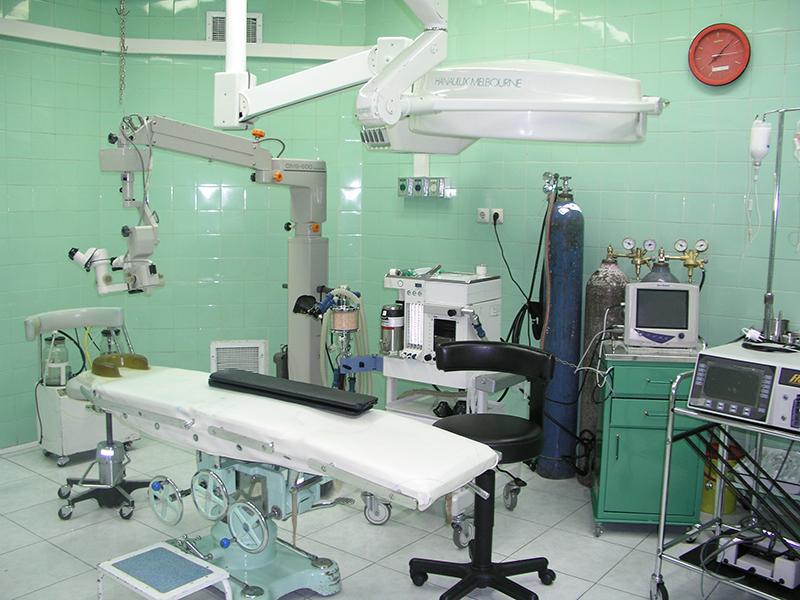 درآمد زایی از تجهیزات پزشکی اتاق عمل