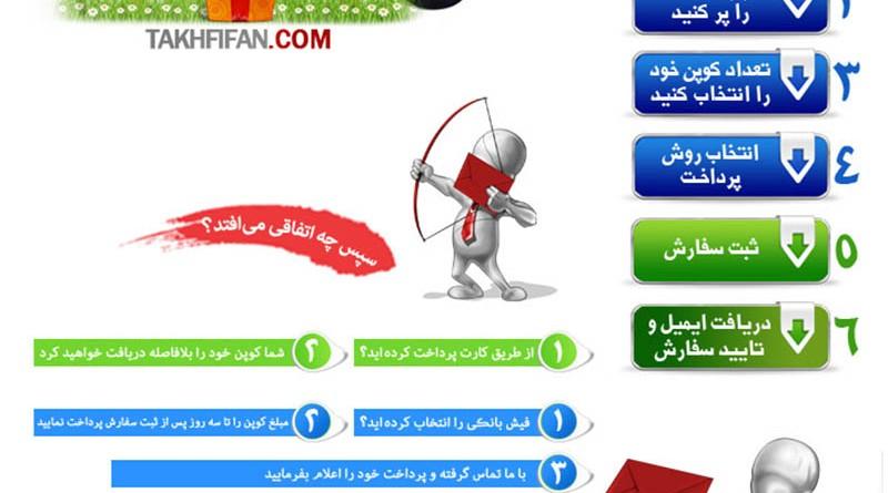 takhfifan