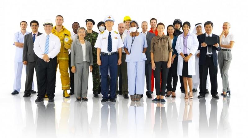اینفوگرافی / ۷ میلیارد نفر در دنیا به چه کاری مشغولاند؟