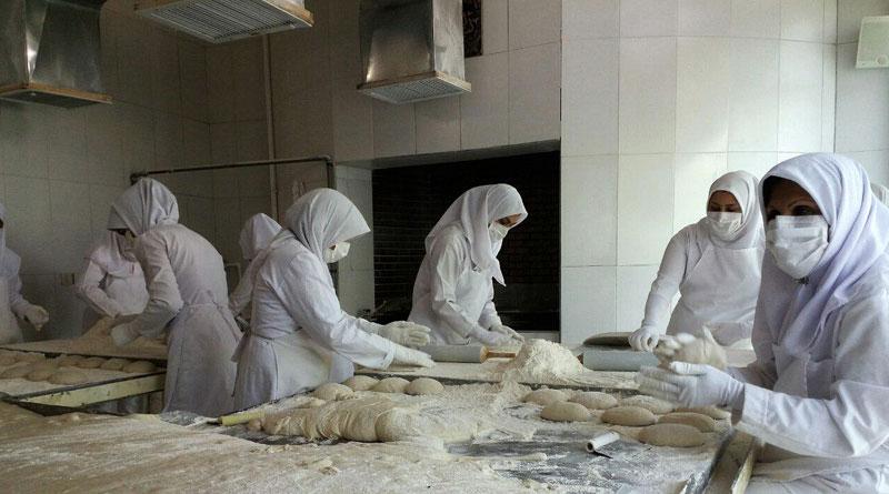 ازنان، نان در میآورند
