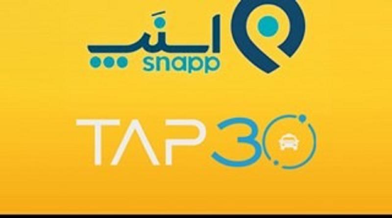 اپلیکیشنهای حملونقل درونشهری چه مزایایی نسبت به آژانسها دارند؟ tap30 بهتر است یا اسنپ؟