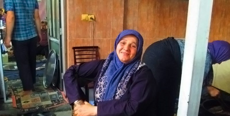خاورخانم٬ کارآفرینی که با ایدهای ساده یک روستا را آباد کرده است