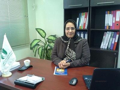 صائبه سلوکی : مدیر عامل شرکت انفورماتیک فن آوران المند
