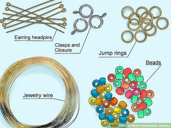 چگونه بدلیجات و زیورآلات دست ساز بسازیم؟