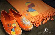 کارآفرینی با هنر نقاشی روی پارچه؛ کمک به تولیدات خانگی و اقتصاد خانواده