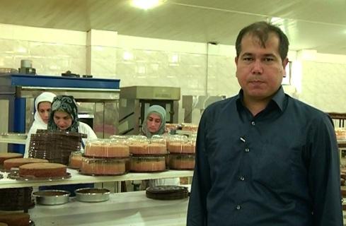 برکت نان؛ حکایت کارآفرینی با هنر دست یک زن روستایی گلستانی