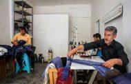 ایده جالب یک جوان کارآفرین و تأسیس ۱۰۱ کارگاه تولید پوشاک در مازندران