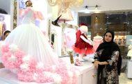 حکایت بانوی کارآفرینی که در عرصه تولید لباس و مد بچگانه در کشور خوش درخشید