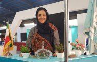 زن کارآفرین خوزستانی از دنیایش می گوید