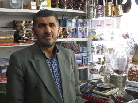 جانباز کارآفرین استهبانی:طلا برای بسته بندی طلا فروختم