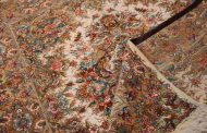 میخواهم با تولید فرش شوشتری هنرم را جهانی کنم/ آرزوی شغل دولتی ندارم