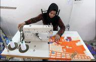 زن کار آفرین مشهدی؛ کوهی از اراده/ کنار زدن مشکلات در راه تولید ملی