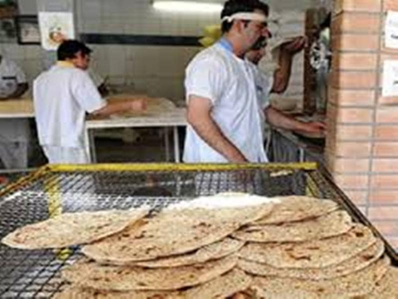 گفتوگو با یک نانوای مبتکر و خلاق زنجانی