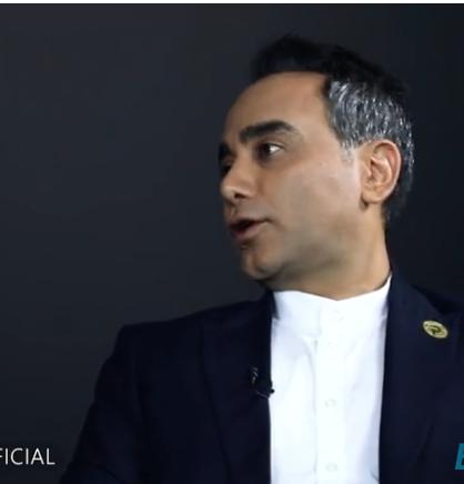 گف و گوی علی جمشیدی با امیر رضا وثوقیان جوان موفق ایرانی