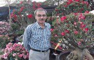 از معلمی تا کارآفرینی/ اشتغالزایی برای ۵۰۰ نفر در یک سال با پرورش گل