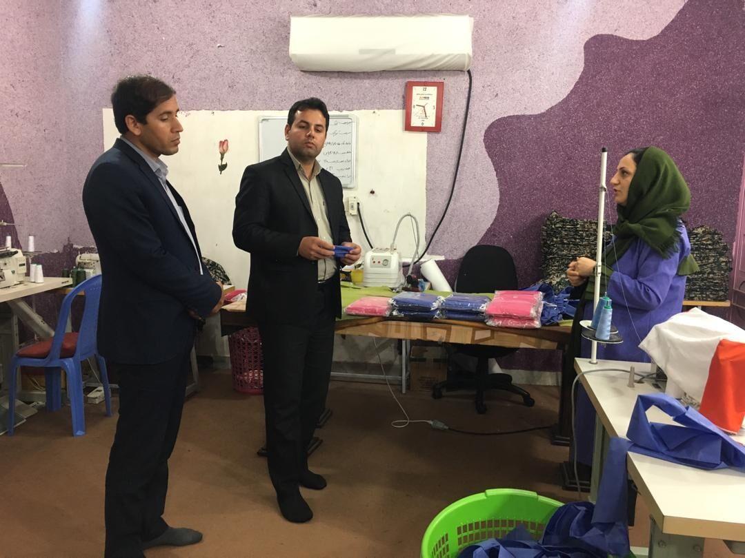 کارآفرین برتر بوشهری: علاقه و امیدواری رمز موفقیت در تولید است